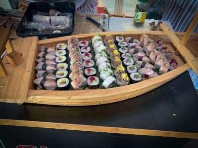 Haring Sushi