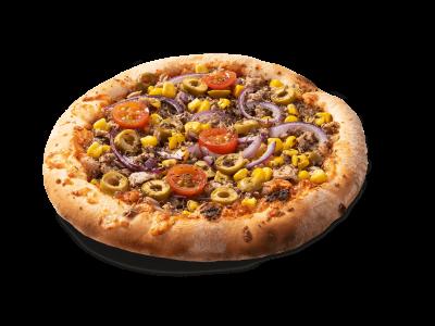 Volendammer Viswinkel Peter Tol Pizza 1