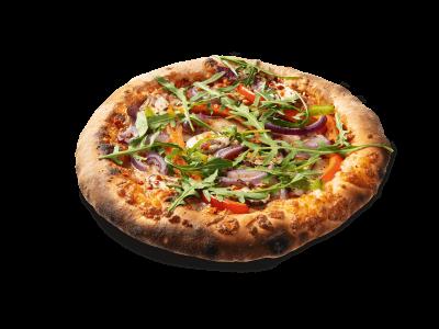Volendammer Viswinkel Peter Tol Pizza 3