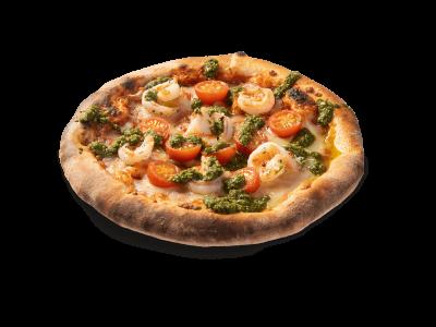 Volendammer Viswinkel Peter Tol Pizza 6